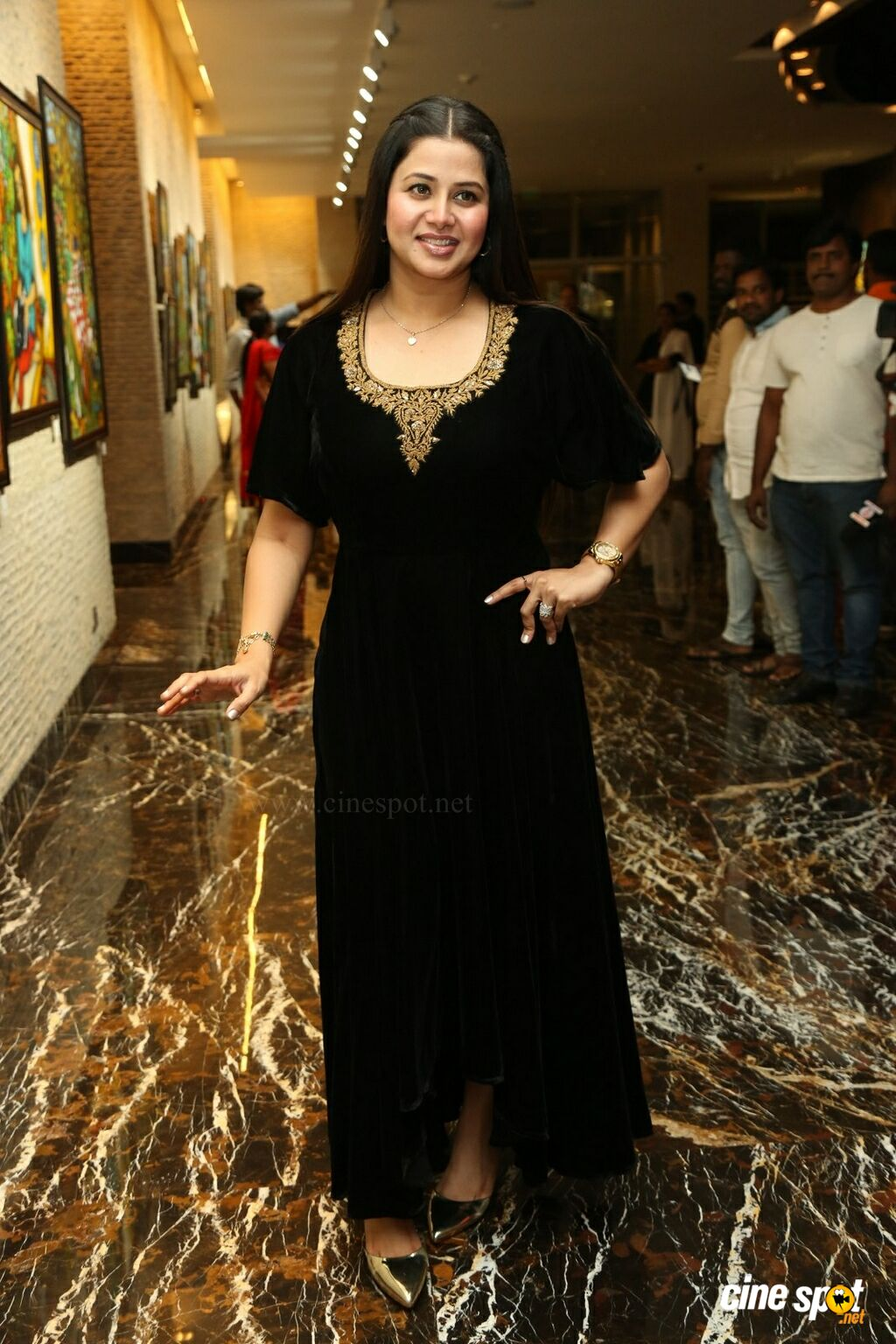 Sangeetha at Telangana Devudu Audio Launch (15)