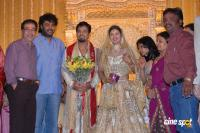 Rambha Reception Photos 15