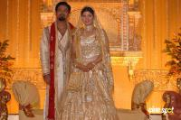 Rambha Reception Photos 18