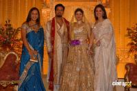 Rambha Reception Photos 2
