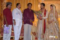 Rambha Reception Photos 20