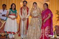 Rambha Reception Photos 21