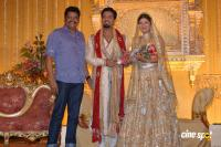 Rambha Reception Photos 22