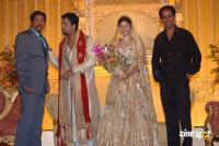 Rambha Reception Photos 23