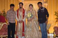 Rambha Reception Photos 24