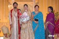 Rambha Reception Photos