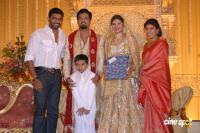 Rambha Reception Photos 3