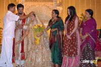 Rambha Reception Photos 5