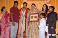 Rambha Reception Photos 7