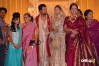 Rambha Reception Photos 8