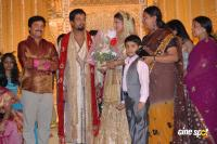 Rambha Reception Photos 9