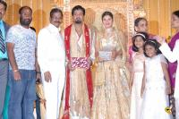 Rambha Reception Photos 10