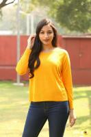 Srinidhi Shetty at KGF Movie Success Meet (23)