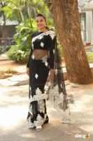 Stefi Patel at Ninnu Talachi First Look Launch (16)