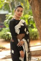 Stefi Patel at Ninnu Talachi First Look Launch (22)