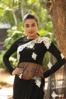 Stefi Patel at Ninnu Talachi First Look Launch (27)