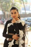 Stefi Patel at Ninnu Talachi First Look Launch (39)