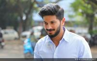 Dulquer Salmaan at Vritham Movie Launch (1)