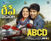 ABCD - American Born Confused Desi Telugu Movie Posters