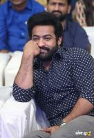 Jr NTR at Mr Majnu Pre Release Event (8)