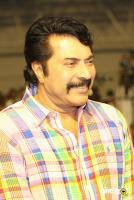Mammootty at Yatra Pre Release Event (1)