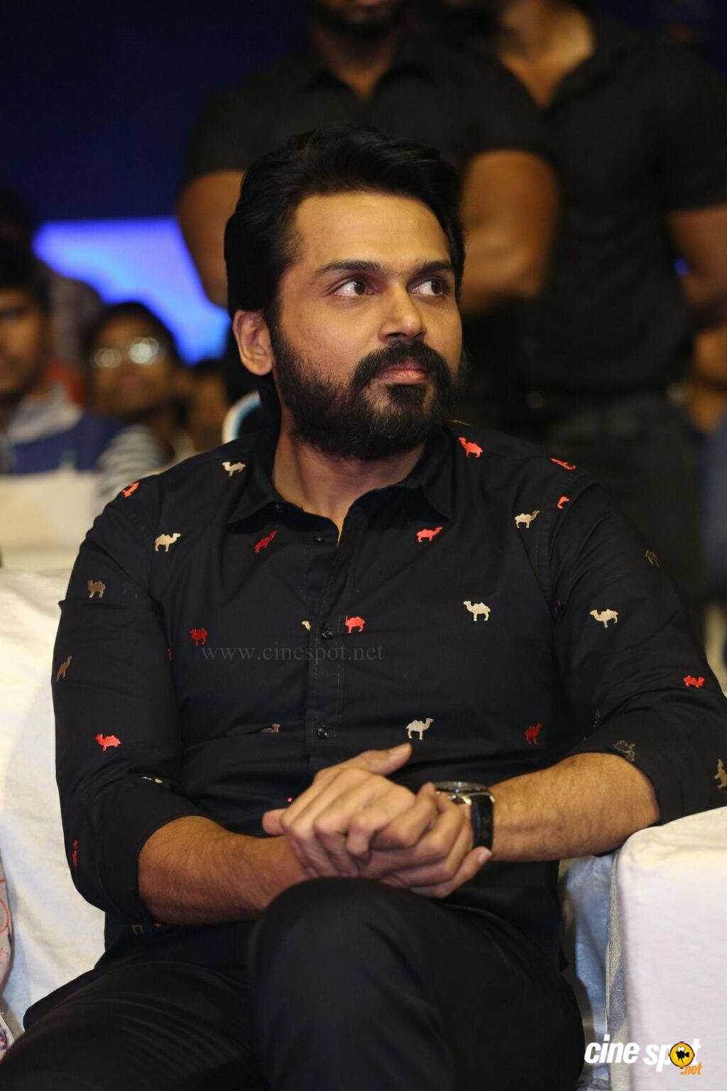 Karthi at Dev Pre Release Event (5)
