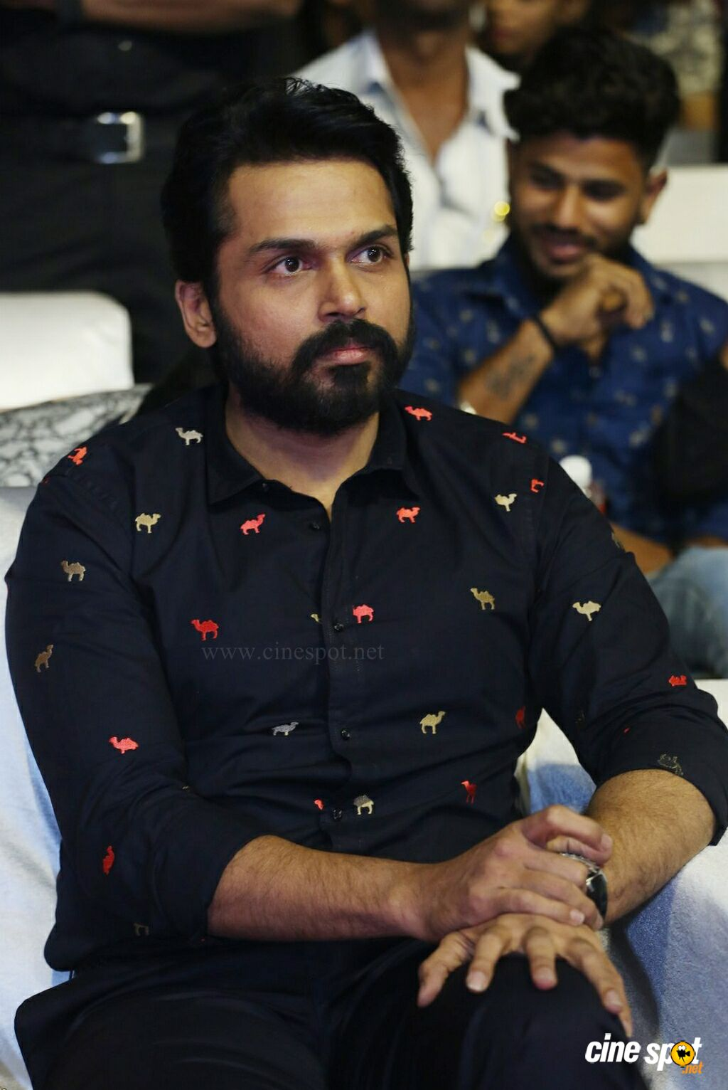 Karthi at Dev Pre Release Event (9)