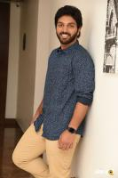 4 Letters Movie Hero Eswar Interview Photos (13)