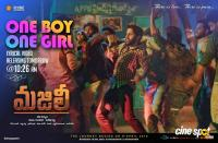 Majili Movie First Single Announcement Poster