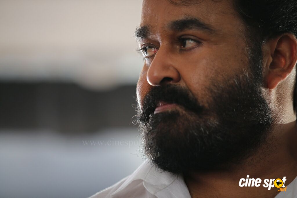 Mohanlal in Lucifer (2)