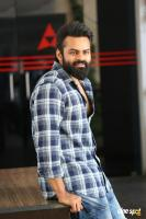 Chitralahari Hero Sai Dharam Tej Interview Photos (10)