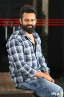 Chitralahari Hero Sai Dharam Tej Interview Photos (12)
