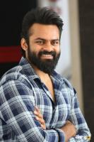 Chitralahari Hero Sai Dharam Tej Interview Photos (13)