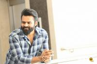 Chitralahari Hero Sai Dharam Tej Interview Photos (14)