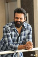 Chitralahari Hero Sai Dharam Tej Interview Photos (15)