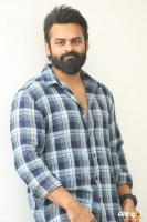 Chitralahari Hero Sai Dharam Tej Interview Photos (17)