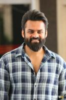 Chitralahari Hero Sai Dharam Tej Interview Photos (2)