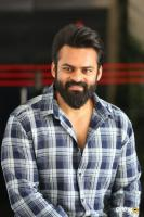 Chitralahari Hero Sai Dharam Tej Interview Photos (5)