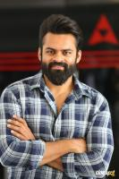 Chitralahari Hero Sai Dharam Tej Interview Photos (8)