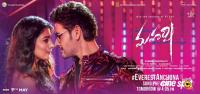 Maharshi Everest Anchuna Song Video Preview Tomorrow Poster