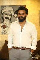 Sai Dharam Tej at Chitralahari Success Meet (4)