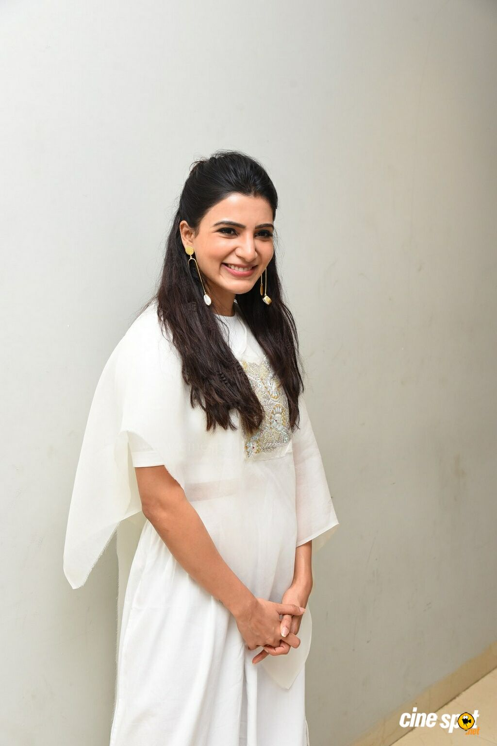 Samantha at Oh Baby Movie Success Meet (5)