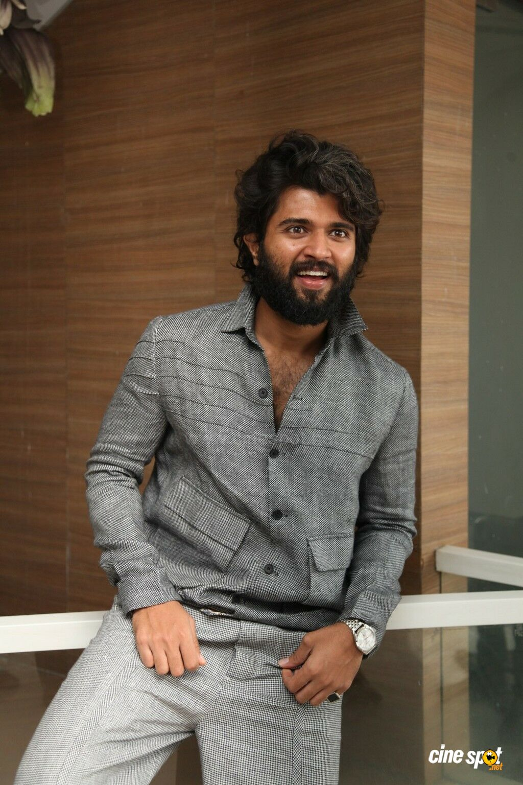Vijay Devarakonda at Dear Comrade Trailer Launch (11)