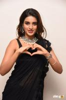 Nidhhi Agerwal at Ismart Shankar Pre Release Event (9)