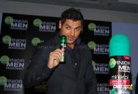 John Abraham Launches Garnier's new men's deodorant