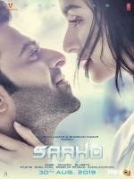 Saaho ROMANCE Poster English
