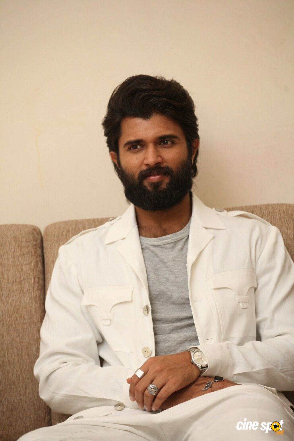 Dear Comrade Hero Vijay Deverakonda Interview Photos (13)
