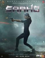 Saaho Movie Shraddha Kapoor Posters (2)
