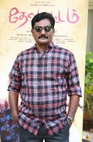 Vela Ramamoorthy at Devarattam Movie Press Meet