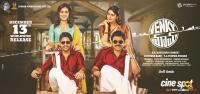 Venky Mama Telugu Movie Posters